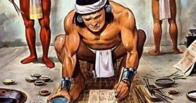 Marcos Cipac, pintor mexica, autor de la virgen en el ayate