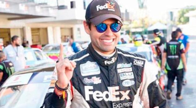 Michael Dörrbecker se queda con el campeonato de NASCAR FedEx Challenge