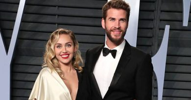 Miley Cyrus y Liam Hemsworth se casaron
