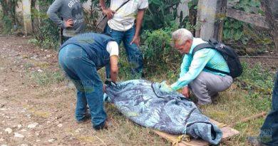 Muere abuelito que fue atacado por pitbull en Coxquihui