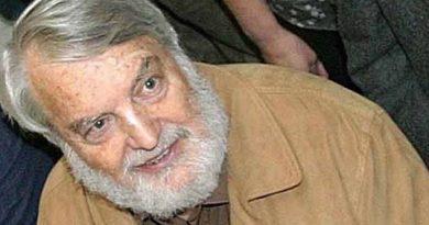 Muere el escritor, historiador y periodista argentino Osvaldo Bayer