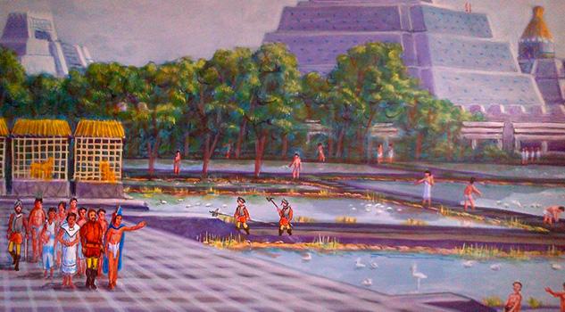 Nezahualcoyotl, el genio que evitó las inundaciones en Tenochtitlan