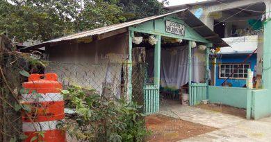 Obra en capilla afecta a familias de Tihuatlán