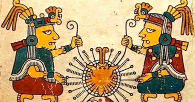 Para los pueblos prehispánicos no había un dios sino una dualidad