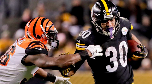 Pittsburgh le dice adiós a los playoffs pese a triunfo contra Bengals