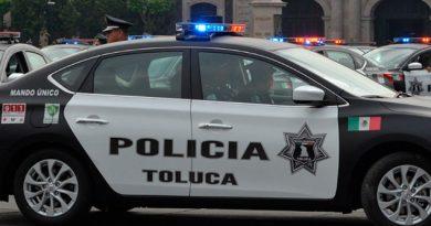 Policías mexiquenses evitan suicidio de menor de edad en Toluca