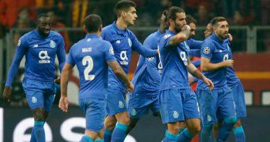 Porto finaliza invicto la fase de grupos de Champions
