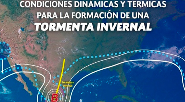 Pronostican evento de norte con rachas de 85 km h para Veracruz