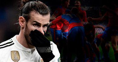 Real Madrid hizo el ridículo ante el CSKA en la Champions