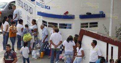 Reos hacen fiesta en el reclusorio de Poza Rica