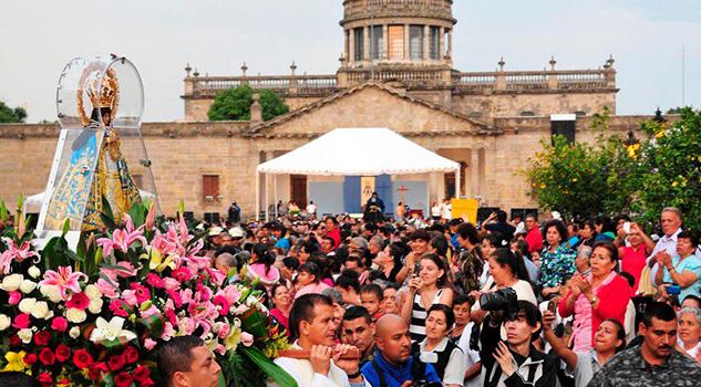 Romería de Zapopan es declarada Patrimonio de la Humanidad
