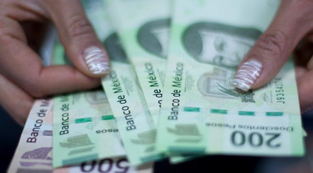 Salario mínimo será de 102.68 pesos a partir del 1 de enero
