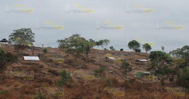 Se extiende invasión en Tlahuanapa