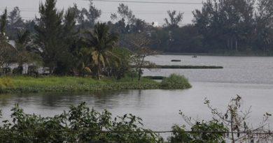 Se necesitan 100 mdp para 'rescatar' laguna Olmeca de Veracruz