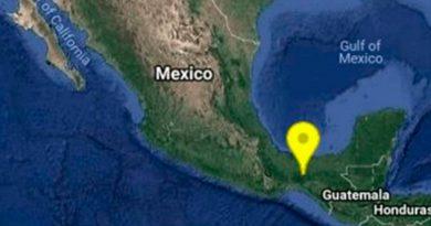 Se registraron sismos en Veracruz, Chiapas y Guerrero