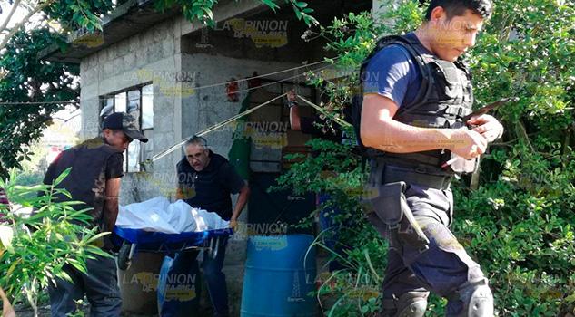 Se suicidad por severa depresión en Tuxpan