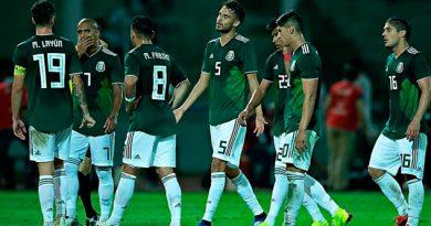 Selección Mexicana termina el año en el puesto 17 del ranking FIFA