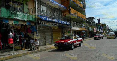 Taxistas de Álamo piden aumento de tarifa