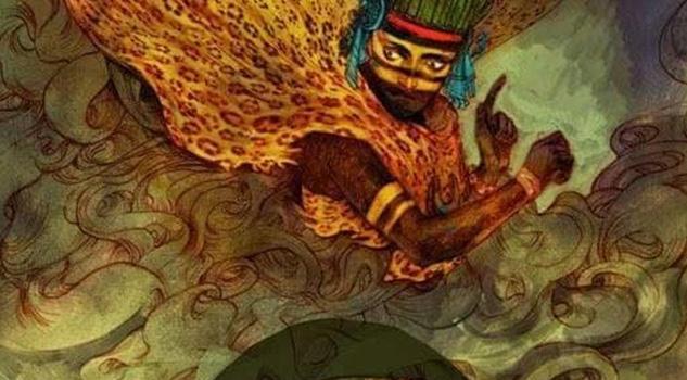 Tezcatlipoca, la parte contraria de Quetzalcoatl