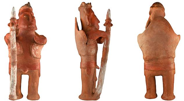 Tres mil años de historia, en exposición Tiempos develados. Antiguas culturas de Colima