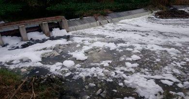 Va Alfaro por el saneamiento del Río Santiago