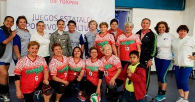 Veracruz destaca en el Torneo Estatal de Inapam