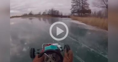 Video Carrera Go Karts