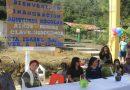 Inauguran dos domos para instituciones escolares en la comunidad Santa Isabel