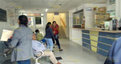 Investigan negligencia  en el hospital Civil