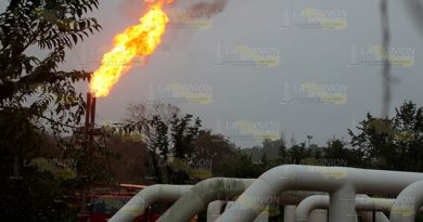 ¡Incendio en el campo II de Coatzintla!