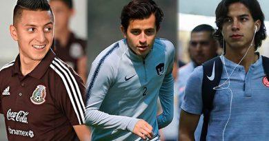 10 jóvenes del futbol mexicano a seguir en 2019