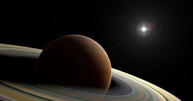 Al fin se conoce cuánto dura un día en Saturno