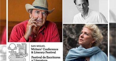 Alistan en San Miguel de Allende encuentro literario internacional