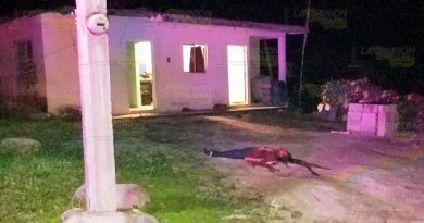 Asesinó a su cuñado a machetazos en la comunidad de Tepetates, San Rafael