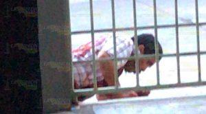 Asesinan a supervisor de zona escolar de Misantla en pleno centro
