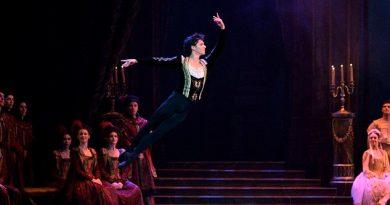Bailarín mexicano cautiva al público inglés