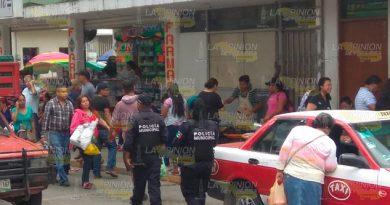 Buscan contratar a más policías municipales en Tuxpan