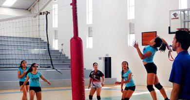 Córdoba sede del Festival Estatal Olímpico de Voleibol
