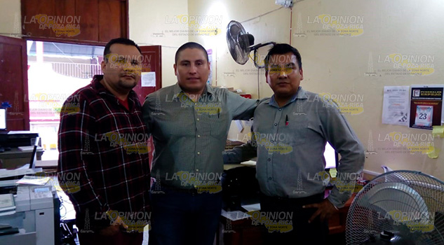 Cambia oficial de registro Civil en Espinal