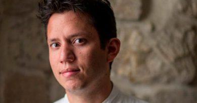 Chef mexicano recibe prestigiosa estrella Michelin