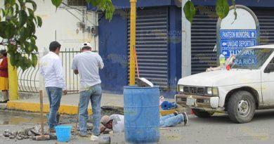 Crece el consumo de agua en Tihuatlán