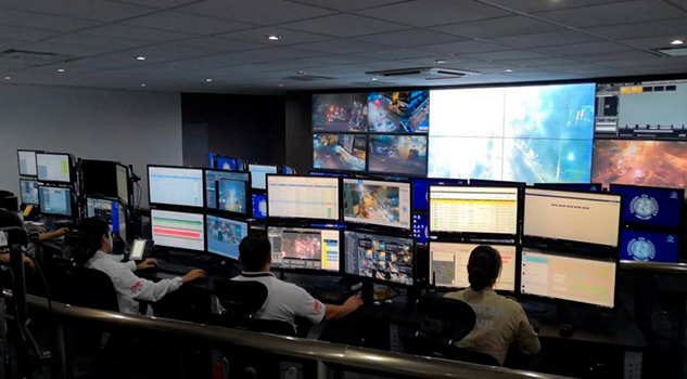 Denuncia SSP fraude en Sistema de Videovigilancia; solo opera el 34%