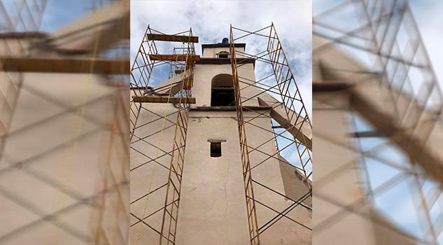 Devuelven esplendor a la mítica capilla de Ramos Arizpe, en Coahuila