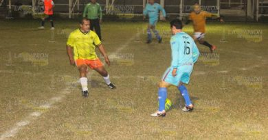 Directiva DP se agenció la victoria frente a Club Real Amigos