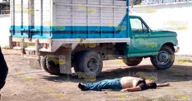 Ejecutan a comprador de cítricos en la carretera Amozoc - Nautla