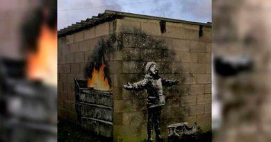 El último Banksy ya tiene comprador