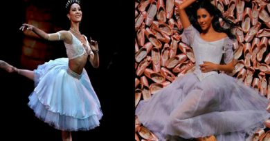 Elisa Carillo recibirá el premio Alma de la Danza otorgado por Rusia