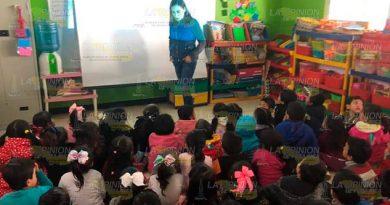 En el Día Internacional de la Educación activan a niños zamoreños