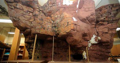 Exhibirán primera réplica mexicana de sitio con pintura rupestre