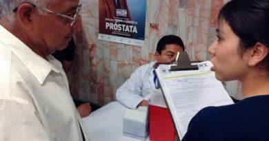 Fallecen 7 mil hombres anualmente por cáncer de próstata en México